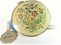 Rare Unused Large 1930s Stratton Powder Compact (7 of 8)