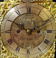 Exceptional 18th Century Verge Bracket Clock – John Pritchard of London (4 of 7)