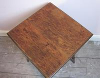 Arts & Crafts William Birch Side Table (4 of 4)