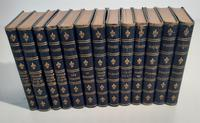 Alfred Tennyson in thirteen volumes, London 1877