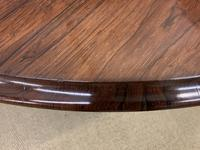 Victorian Round Rosewood Loo Table (15 of 17)