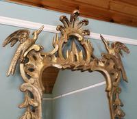 Stunning Large Gilt Pier Mirror (3 of 5)