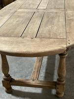Super Rustic French Oval Farmhouse Dining Table (29 of 36)