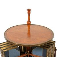 Victorian Satinwood Book Stand (6 of 8)