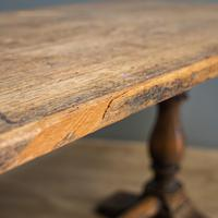 Distressed Refectory Table (3 of 11)