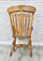 Large Windsor Lyreback Armchair (2 of 7)