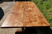 Reclaimed Elm Rustic English Barn Table (9 of 10)
