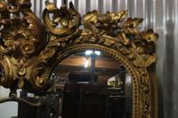 Antique Gilt Mirror (2 of 4)