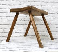 Elm-seated Country Stool (3 of 6)