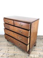 Antique Georgian Mahogany Chest of Drawers (5 of 7)