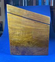 Victorian Walnut Stationary Box (7 of 15)