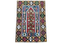 Vintage Anatolian Kilim (2 of 6)