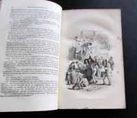 1839  1st Edition Life & Adventures of Nicholas Nickleby by Charles Dickens, Illustrated by Phiz (3 of 5)