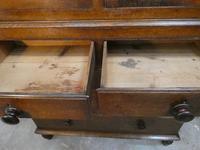 19th Century English Oak Kitchen Cupboard (9 of 12)