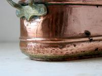 Late 19th Century French Copper Pot (2 of 5)