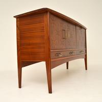 Vintage Rosewood & Mahogany Sideboard by Peter Hayward for Vanson (4 of 12)