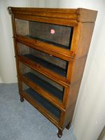oak Hillhead stacking bookcase / sectional bookcase (6 of 6)