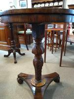 Rosewood Occasional Table (3 of 5)