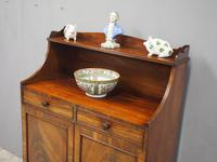 George IV Side Cabinet in Mahogany (7 of 10)