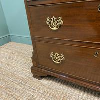 Quality Georgian Mahogany Antique Chest of Drawers (7 of 7)