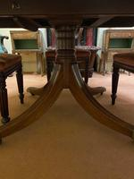 Large High-quality Circular Mahogany Tilt-top Dining Table c.1920-1930 (5 of 6)