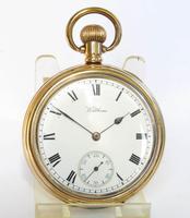 1912 Waltham Traveler Pocket Watch (2 of 5)