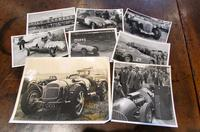 Huge Collection of 162 Original  1930's & 40's Grand  Prix  Racing Photographs (2 of 11)