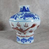 Da Qing Qianlong Nian Zhi Dragon Jar (3 of 7)