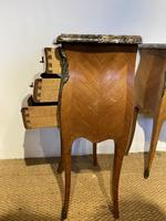 Pair of Bedside Cabinets 3 Drawers (5 of 7)