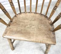 Early Cornish Windsor Armchair (6 of 8)