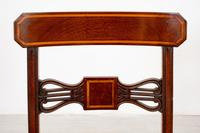Set of 6 Sheraton Revival Dining Chairs (12 of 17)