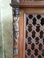 Italian Neo Renaissance Desk, Study Furniture Gothic (4 of 10)