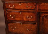 Good Georgian Oak Serving Dresser (12 of 12)