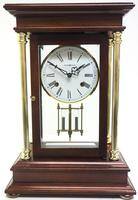 Howard Miller Signature Series Mantel Clock visible pendulum 4 Glass Mantle Clock (2 of 12)