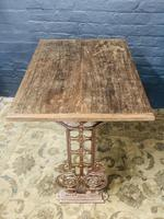 Victorian Enamelled Table (11 of 11)