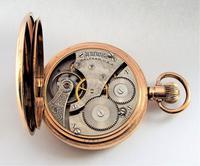 Waltham Full Hunter Pocket Watch, 1924 (6 of 6)