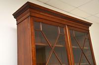Antique Georgian Period Mahogany Library Bookcase (7 of 10)