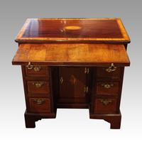 George III Inlaid Kneehole Desk (11 of 17)