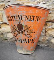 Vintage French Grape Hod Chateauneuf Du Pape (2 of 8)