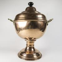 Victorian / Edwardian Copper & Brass Samovar (3 of 7)