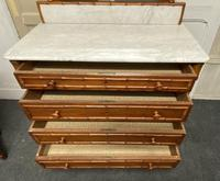 French Faux Bamboo Bedroom Set (6 of 16)