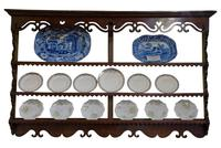 18th Century Exceptional Welsh Delft Rack c.1760 (3 of 6)