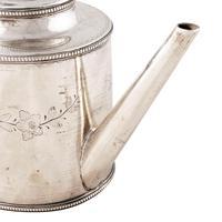 18th Century Sheffield Plate Tea Pot (7 of 8)