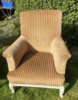 Large Pair of Upholstered Armchairs (2 of 6)