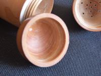 Boxwood talcum holder or pounce pot (4 of 10)