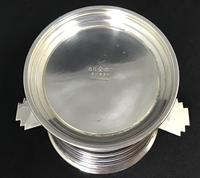 Art Deco Silver Plated Ice / Wine / Champagne Bucket (5 of 5)