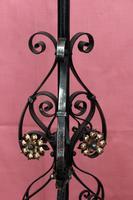 Tall Victorian Adjustable Oil Lamp (3 of 5)