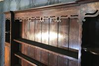 Georgian Style Oak Dresser (9 of 20)