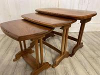 Cotswold School Nest of 3 Tables (7 of 7)
