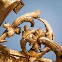 Large Carved Gilt Mirror (5 of 11)